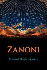 Zanoni, Large-Print Edition