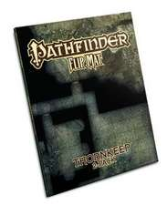 Pathfinder Flip Mat: Thornkeep Dungeon 2-Pack