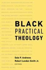 Black Practical Theology