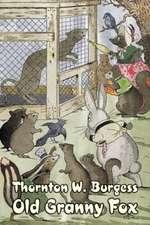 Old Granny Fox by Thornton Burgess, Fiction, Animals, Fantasy & Magic