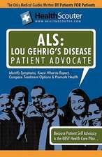 Healthscouter ALS:  Amyotrophic Lateral Sclerosis Symptoms and ALS Treatment
