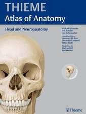 Atlas of Anatomy: Head and Neuroanatomy