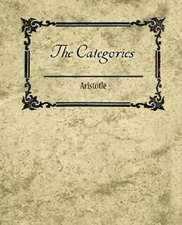 The Categories - Aristotle