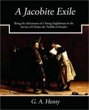 A Jacobite Exile