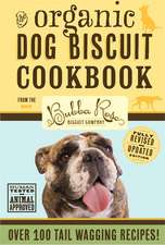 The Organic Dog Biscuit Cookbook:  Over 150 Authentic Italian Recipes for the Electric Slow Cooker
