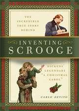 Inventing Scrooge