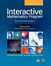 Imp 2e Y2 Fireworks Teacher's Guide