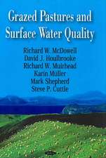 Grazed Pastures & Surface Water Quality
