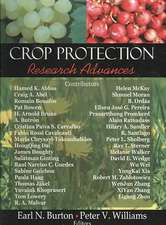 Crop Protection Research Advances