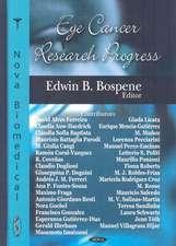 Eye Cancer Research Progress