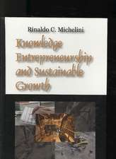 Knowledge Entrepreneurship and Sustainable Growth