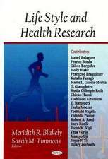 Life Style and Health Research