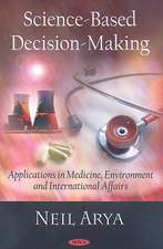 Science-Based Decision-Making