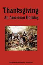Thanksgiving, an American Holiday:  Science Fiction Stories