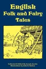 English Folk and Fairy Tales