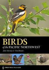 Birds of the Pacific Northwest:  A Timber Press Field Guide