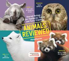 Rate a Species: Hilarious Reviews of the Animal Kingdom