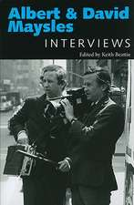 Albert and David Maysles:  Interviews