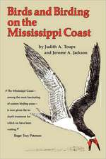Birds and Birding on the Mississippi Coast