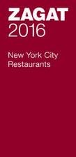 Zagat New York City Restaurants