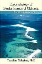 Ecopsychology of Border Islands of Okinawa