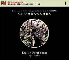 English Rebel Songs 1381 - 1984