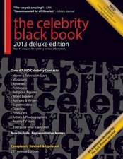 The Celebrity Black Book 2013