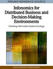 Infonomics for Distributed Business and Decision-Making Environments