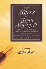 The Works of John Whitgift:  Tr