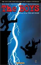 The Boys Volume 9: The Big Ride