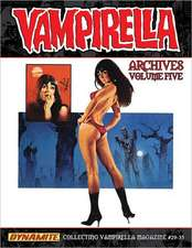 Vampirella Archives Volume 5