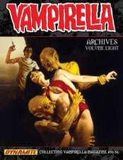 Vampirella Archives, Volume 8:  Volume One