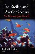 Pacific and Arctic Oceans