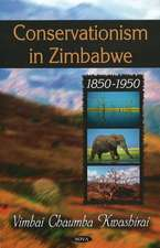 Conservationism in Zimbabwe