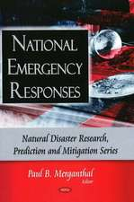 National Emergency Responses
