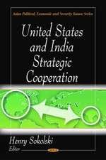 United States and India Strategic Co-Operation