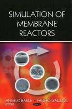 Simulation of Membrane Reactors