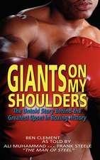 Giants on My Shoulders