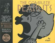 The Complete Peanuts 1971-1972