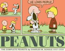 The Complete Peanuts 1957-1958: Paperback Edition