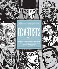The Comics Journal Library Volume 10: The EC Artists Part 2
