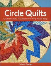 Circle Quilts-Print-on-Demand-Edition