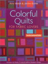 Colorful Quilts for Fabric Lovers-Print-on-Demand-Edition