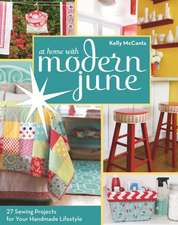 At Home with Modern June