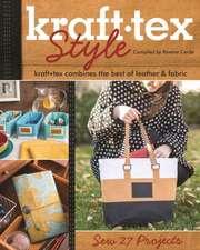 Kraft Tex Style:  Sew 27 Projects