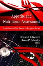 Appetite and Nutritional Assessment