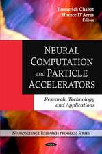 Neural Computation and Particle Accelerators