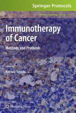 Immunotherapy of Cancer: Methods and Protocols