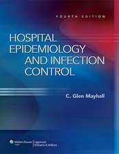 Hospital Epidemiology and Infection Control
