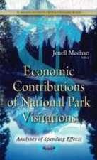 Economic Contributions of National Park Visitations